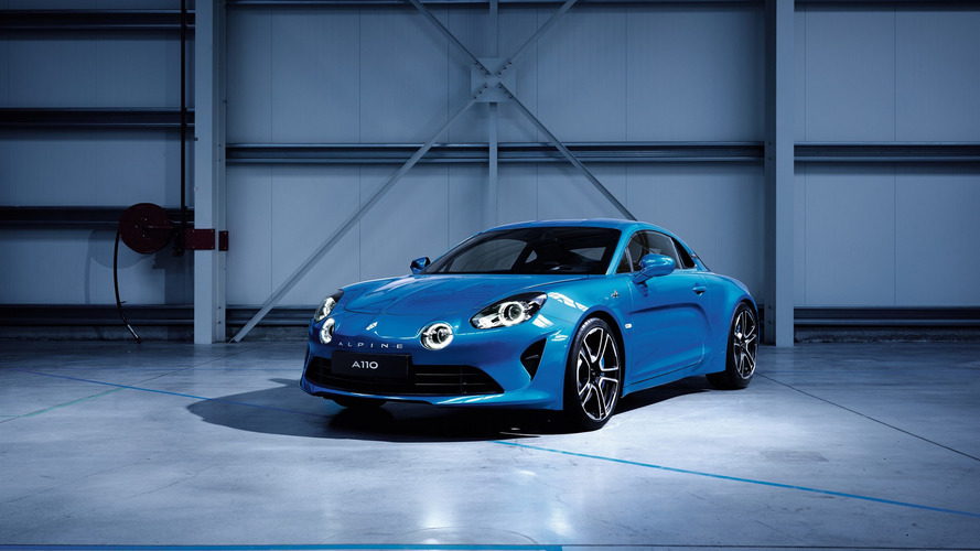 2018 Alpine A110 officially revealed at last