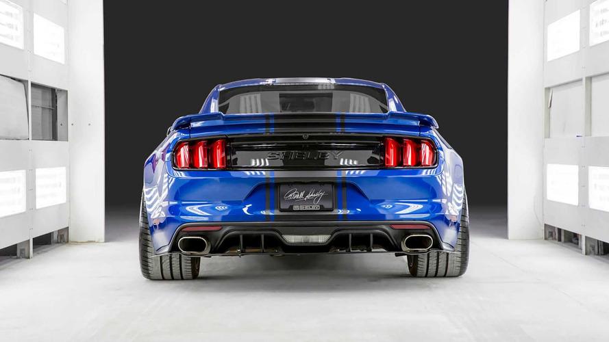 750 chevaux pour la Shelby Super Snake Widebody Concept