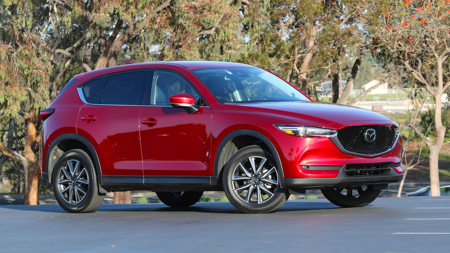 2017 Mazda CX-5 Crashes Its Way Into IIHS Top Safety Pick+ Honor