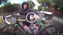 Bisiklet hırsızı