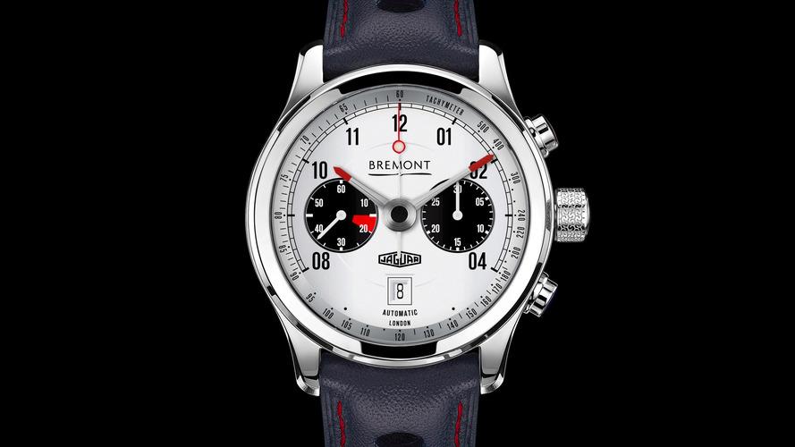 Un chronographe Bremont en hommage à la Jaguar Type E