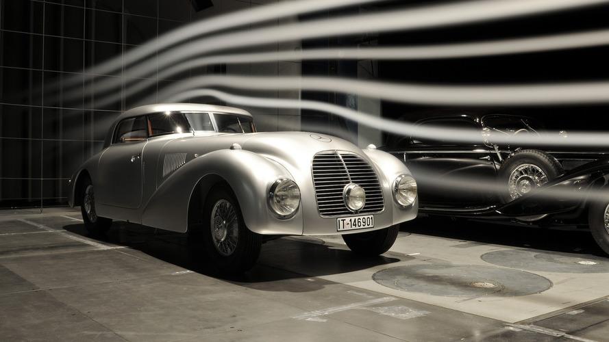 Mercedes Techno Classica'ya 11 klasik otomobilini getiriyor