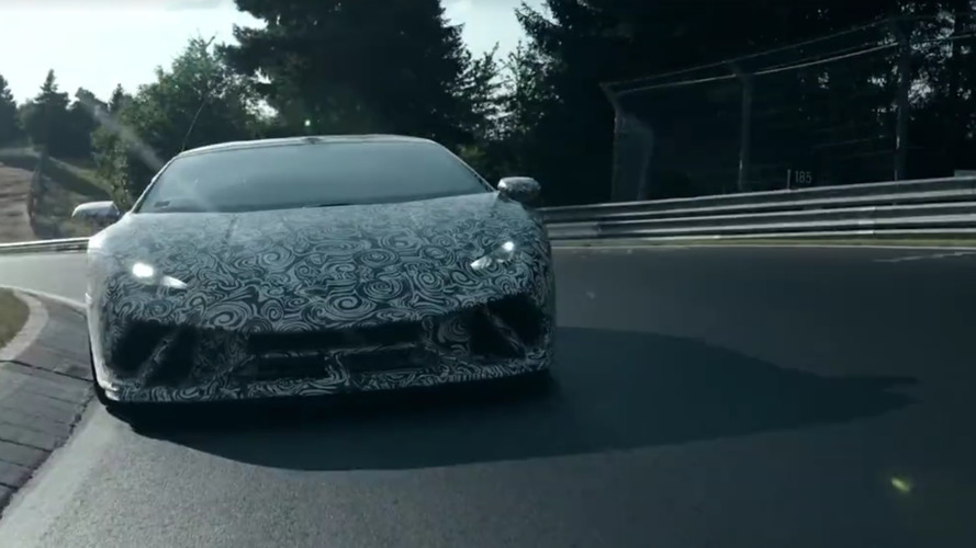 VIDÉO - La Lamborghini Huracan Performante livre ses secrets