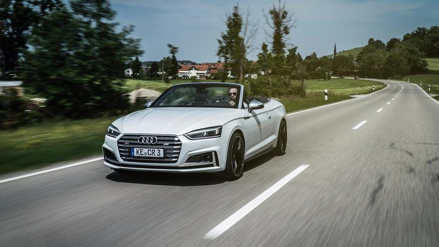 ABT offre 425 ch à l'Audi S5 Cabriolet