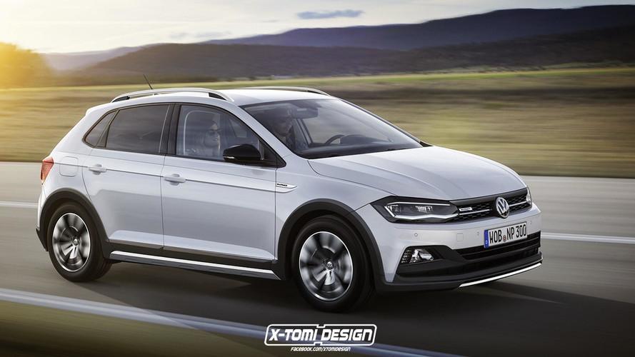 Projeções do novo VW Polo R e Polo GTI Cabriolet
