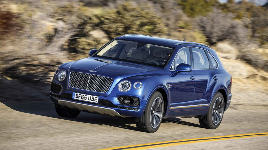 Bentley Bentayga Speed Planned With