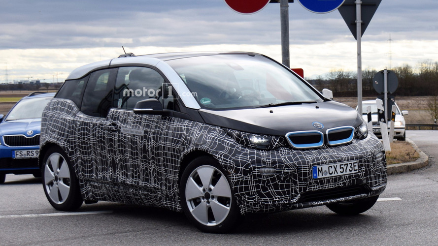 Is this the BMW i3S?