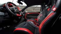 Pogea Ares, the 404-ps Fiat 500 Abarth