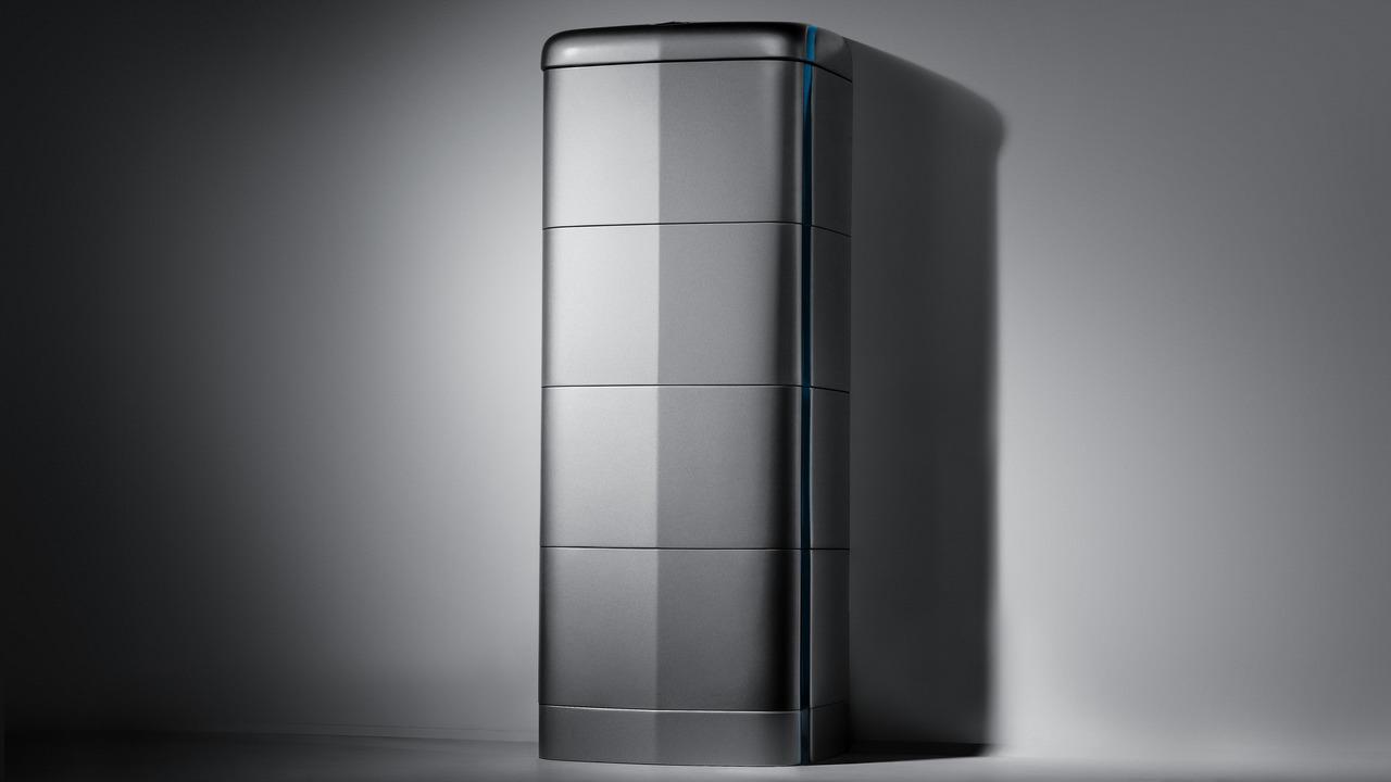 Mercedes-Benz Energy storage units