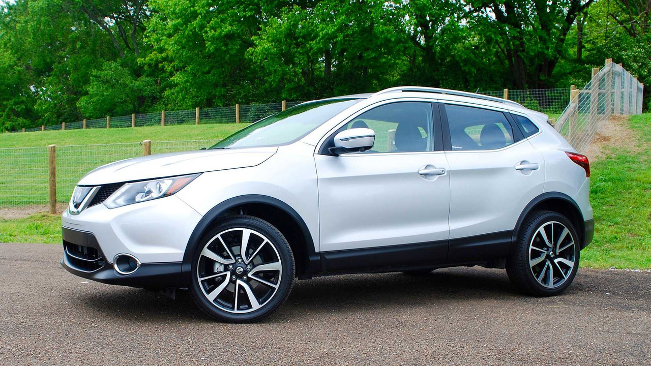 2017 Nissan Rogue Sport First Drive Milking The Cash Cow