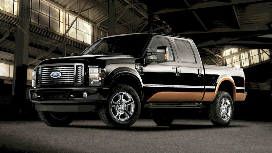 2008 Ford Harley-Davidson F-Series Super Duty Revealed