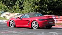 Porsche Boxster GTS Spy Shots