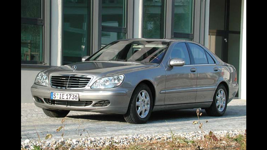 Schnell einen Mercedes bestellen: Benz fahren wird teurer