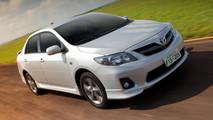 Toyota Corolla XRS - Geração passada