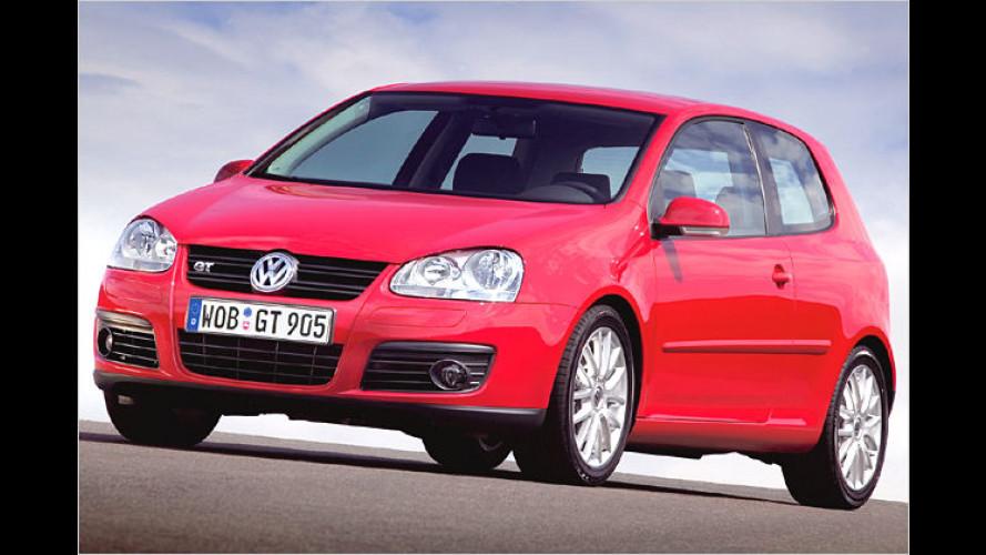 25millionster VW Golf in Wolfsburg vom Band gelaufen