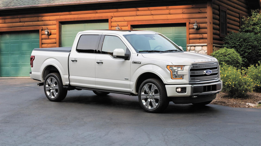 Ford Recalls 1.3 million F-Series Trucks For Faulty Door Latches