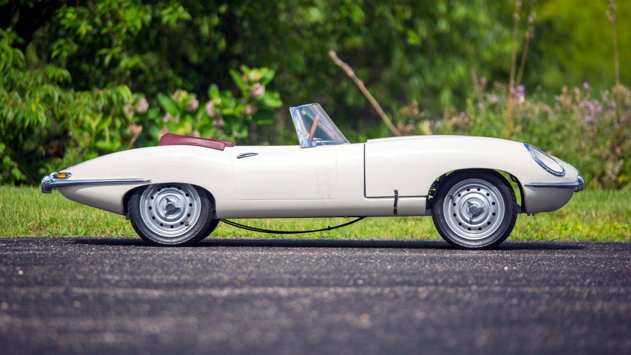 1961 Jaguar E-Type Go Kart Replica