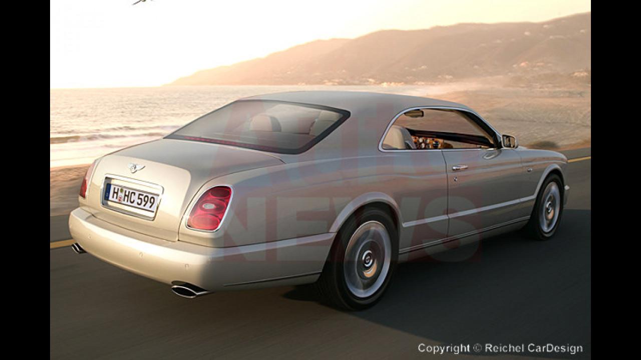Bentley Azure Coupé