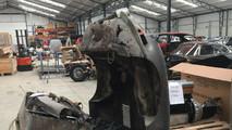 Jaguar E-Type Restoration