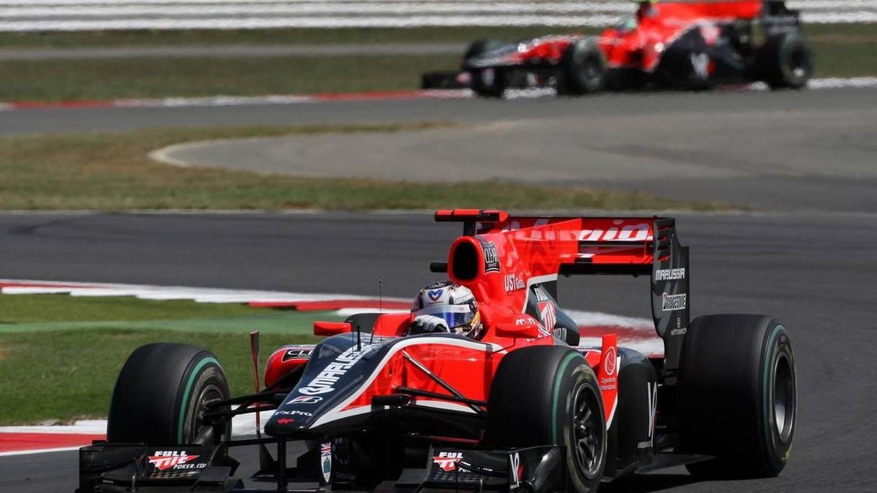 Timo Glock (GER), Virgin Racing, British Grand Prix, 11.07.2010 Silverstone, England, 11.07.2010 Silverstone, England