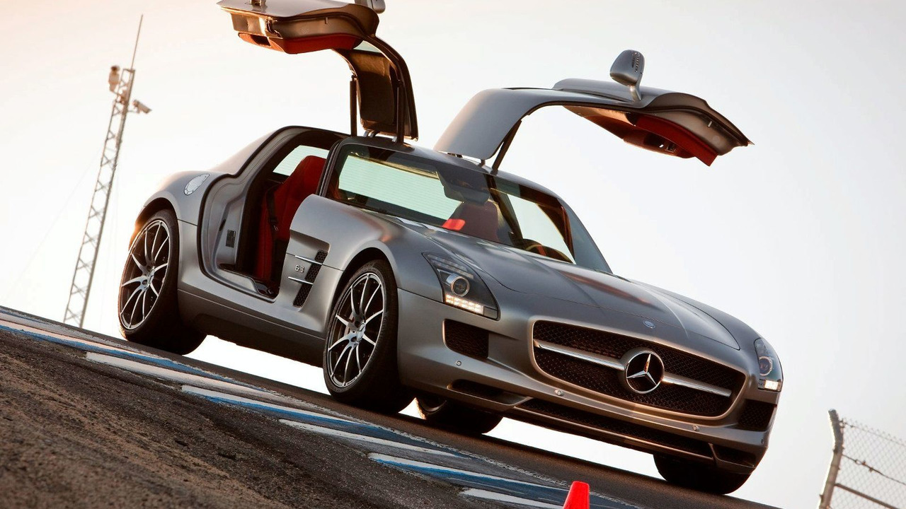 2010 Mercedes SLS AMG Gullwing
