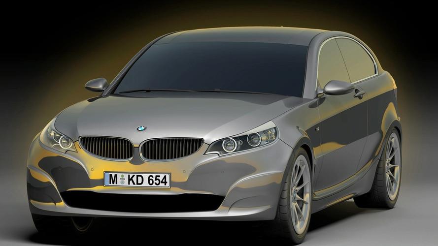 Rendered Speculation: 2011 BMW 1-Series