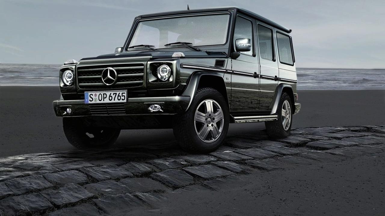 Mercedes-Benz G-Class EDITION30