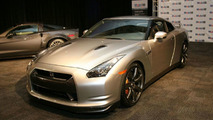 Nissan GT-R is 2009 World Performance Car Winner at New York Auto Show 2009