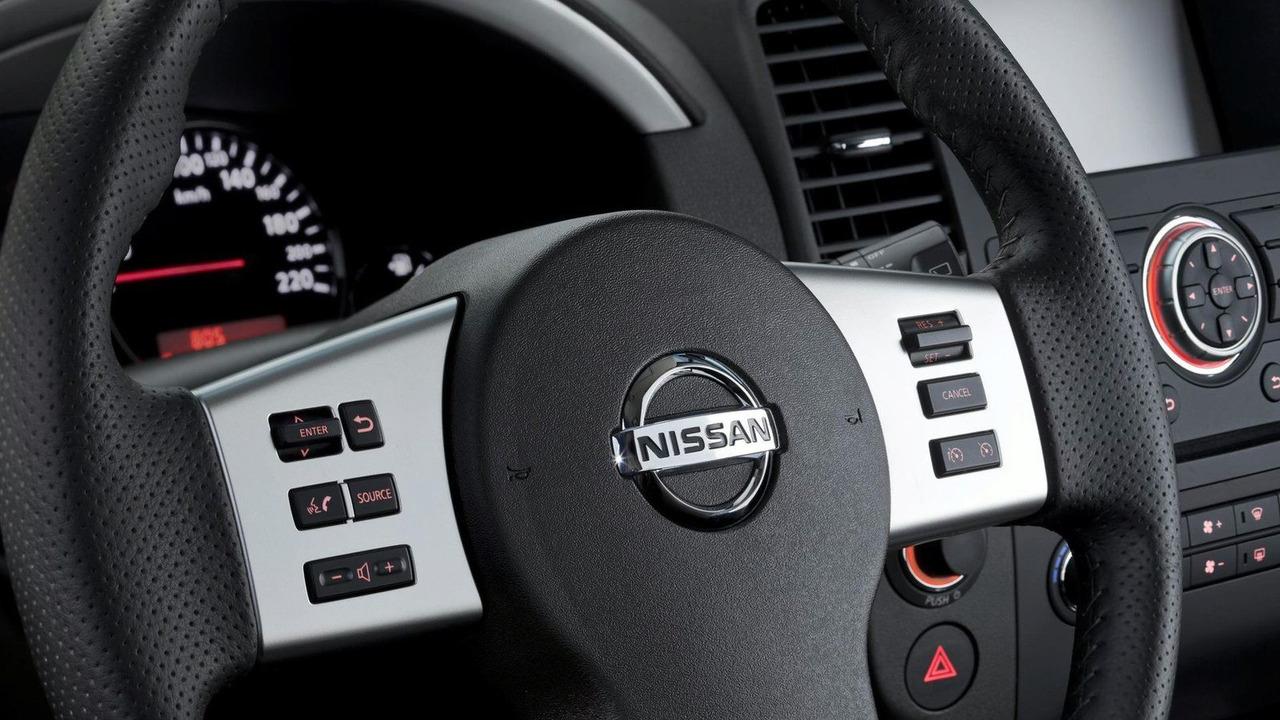 2011 Nissan Pathfinder Facelift first photos 25.02.2010