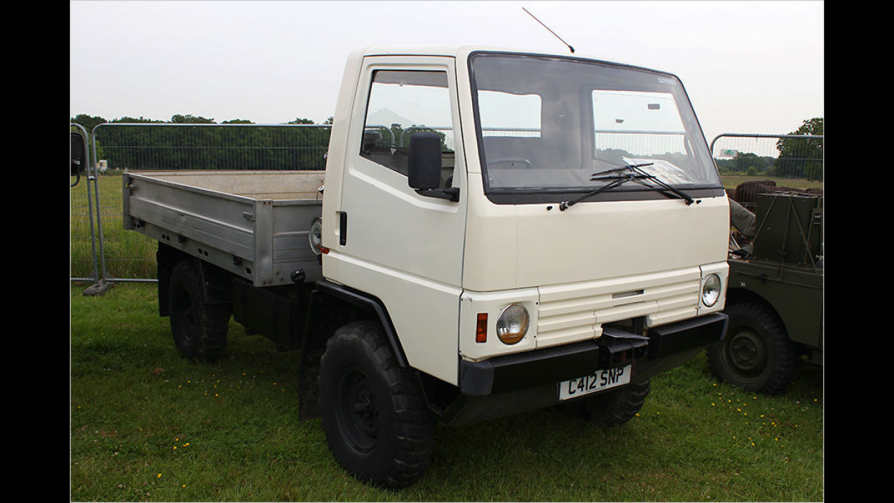 Land Rover Llama (1985)