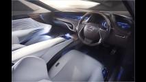 Lexus: LS-Ausblick