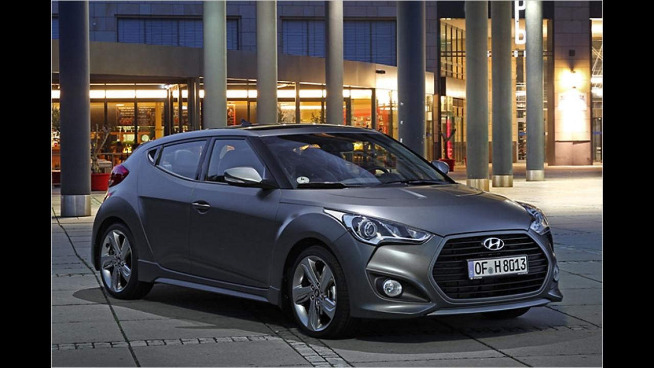 Hyundai Veloster (seit 2011)