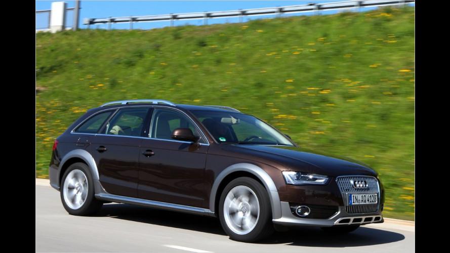 Ein Audi für (fast) alle Fälle