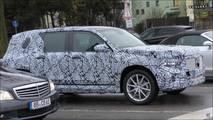Mercedes-Benz GLB-Serisi Casus Fotoğrafları