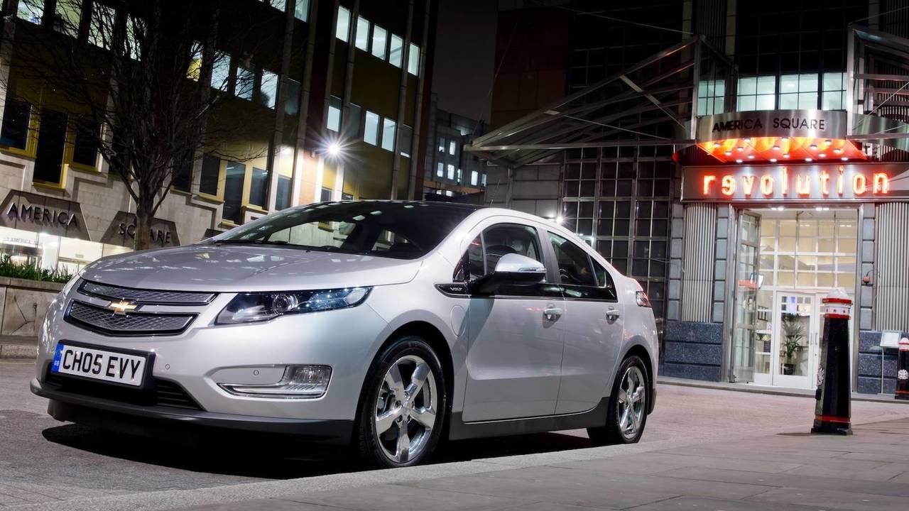 2012: Chevrolet Bolt / Opel Ampera