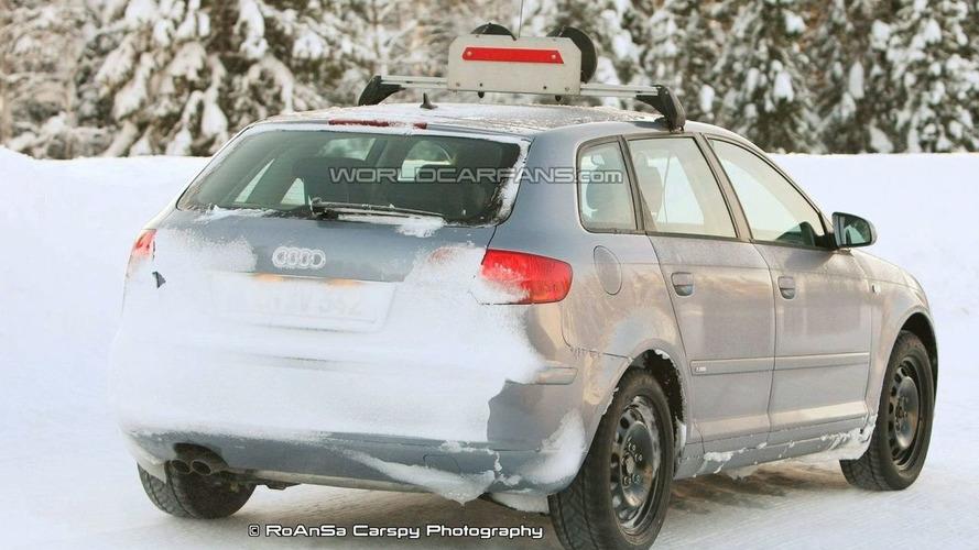 New Audi A3 Facelift Renderings