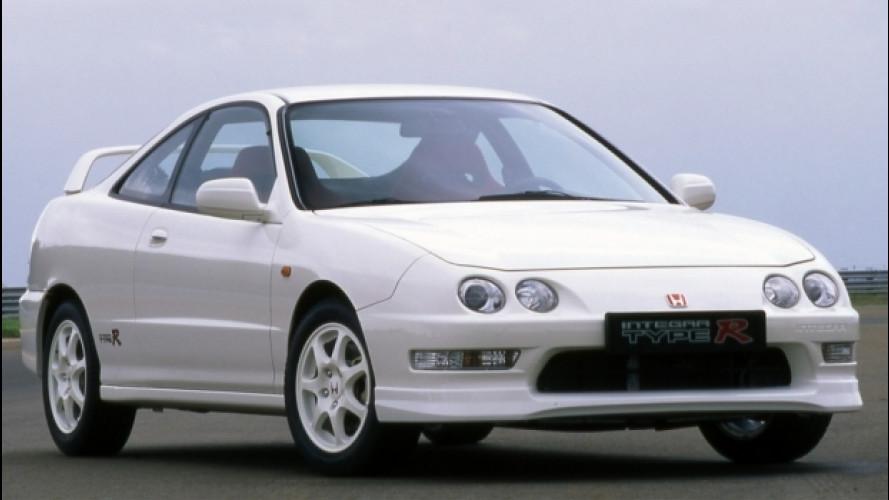 Honda Integra Type R, meraviglia meccanica