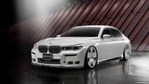 Wald International, BMW 7 Serisi'ni çirkinleştirmeyi başarmış