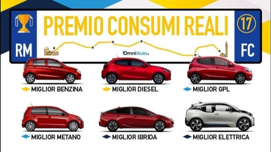 Premio Consumi Reali 2017, le vincitrici [VIDEO]