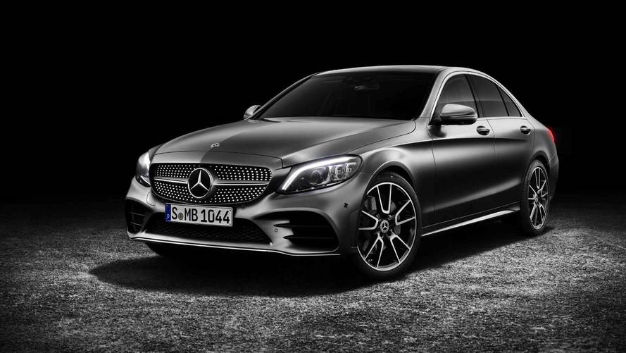 2019 Mercedes-Benz C-Class Sedan and Wagon