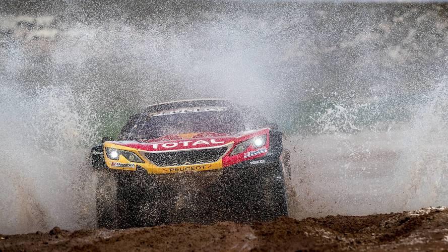 L'Espagnol Carlos Sainz (Peugeot) remporte le Dakar 2018 — Rallye-raid/autos