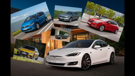 Die beliebtesten Autos 2017 in Deutschland