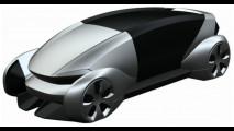 Le Volkswagen del futuro, i bozzetti 011