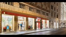 Ferrari Store di Roma, la mostra di modelli in scala Amalgam 023