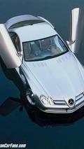 Mercedes-Benz Vision SLR 1999