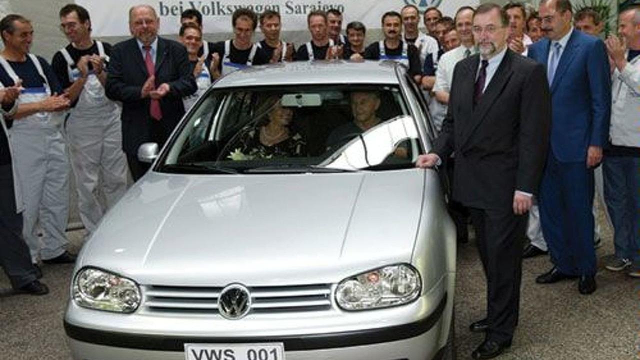 VW Sarajevo