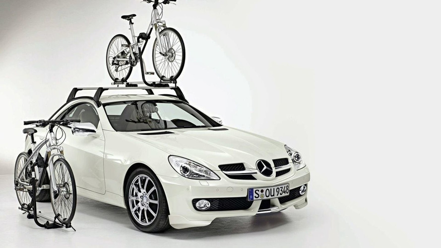 2008 Mercedes SLK Accessory Lineup Announced