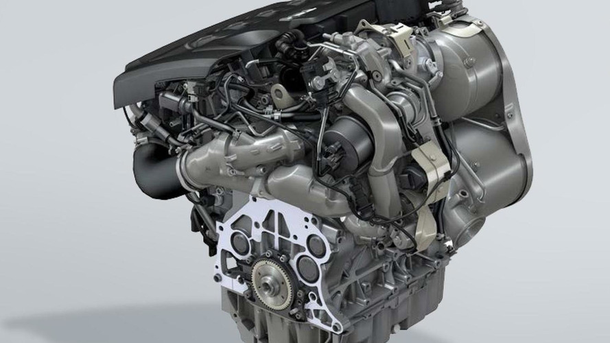 Volkswagen unveils 272 HP 2.0-liter diesel engine with electric turbocharger
