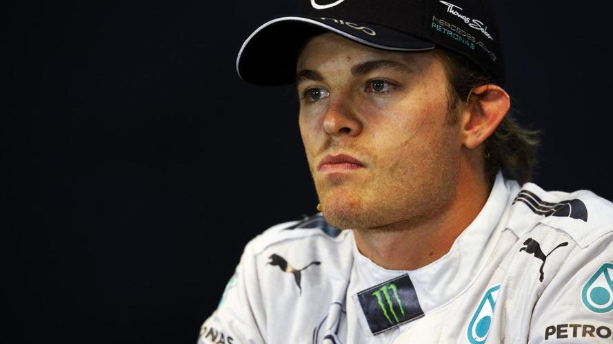 Rosberg overlooked in German sports awards