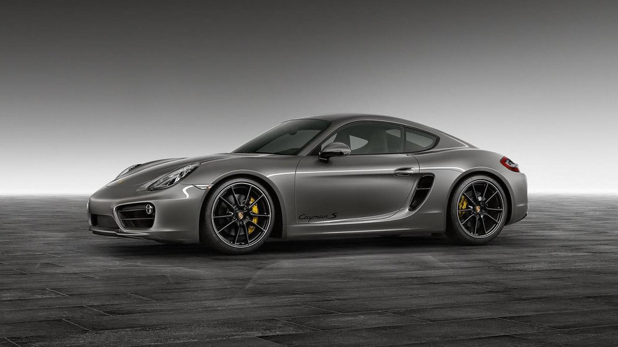 Porsche Exclusive unveils Agate Grey Cayman S